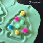 Holiday Peppermint Play Dough