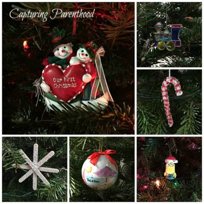 Christmas Tree Traditions © Capturing Parenthood