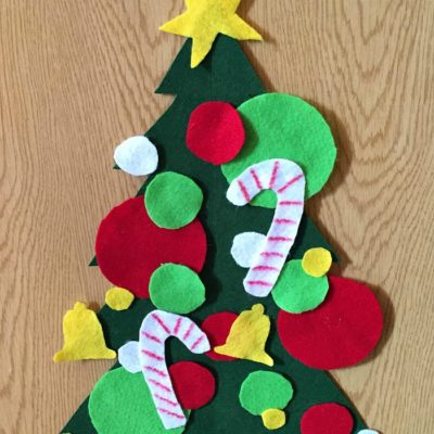 Christmas Trees Toddlers © Capturing Parenthood