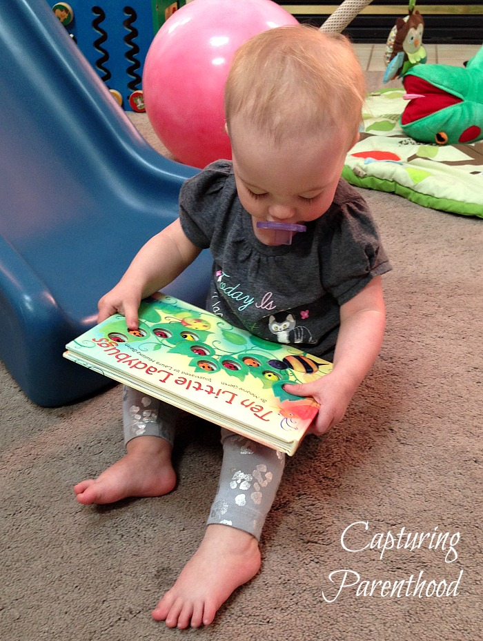 Our Favorite Books (The Second Year) © Capturing Parenthood