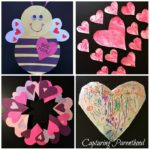 Heart-Filled Valentine's Day Crafts (2017)