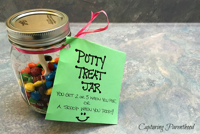 Our Potty Training Journey © Capturing Parenthood