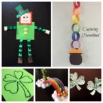 St. Patrick's Day Crafts (2017)