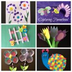 Springtime Toddler Crafts