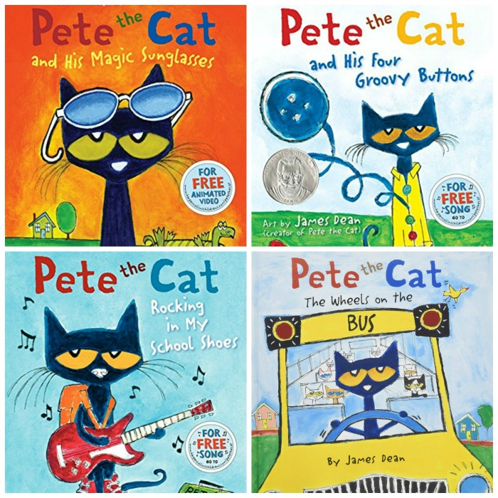 Our Favorite Book Series Toddler Years Capturing Pahood Pete The Cat