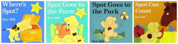 Our Favorite Book Series (Toddler Years) © Capturing Parenthood