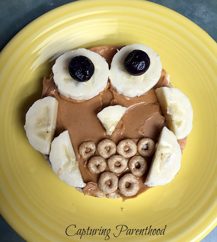 Toddler Snack Ideas © Capturing Parenthood