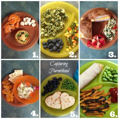 Toddler Lunch & Dinner Ideas