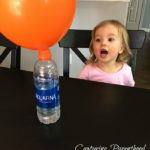 Baking Soda & Vinegar Balloon Experiment