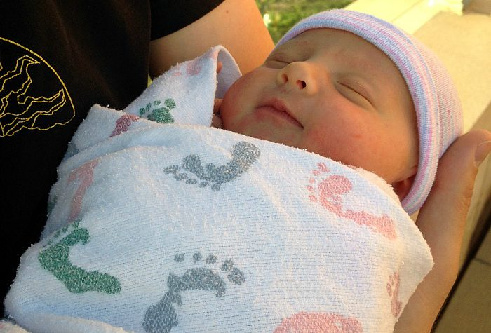 Welcoming My Daughter Into the World – A Birth Story