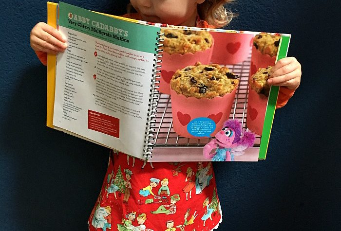Cooking with Sesame Street – Cherry Multigrain Muffins