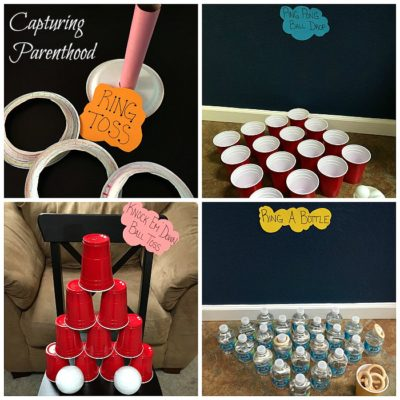 DIY Carnival Games © Capturing Parenthood