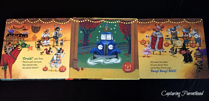 Celebrating Holidays Through Literature - Halloween 2017 © Capturing Parenthood