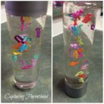 ABC's Sensory Bottle