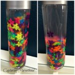 Flower Garden Sensory Bottle