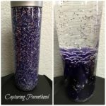 Oil & Water Galaxy Sensory Bottle