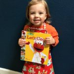 Cooking with Sesame Street – Cranberry-Apple Quinoa