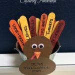 Thankful Turkey Centerpiece