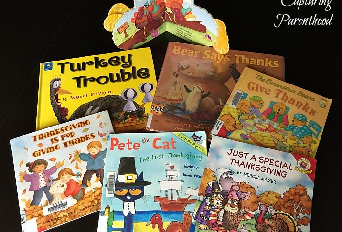 Celebrating Holidays Through Literature – Thanksgiving 2017