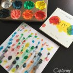 Mix It Up! Color-Mixing & Art Project
