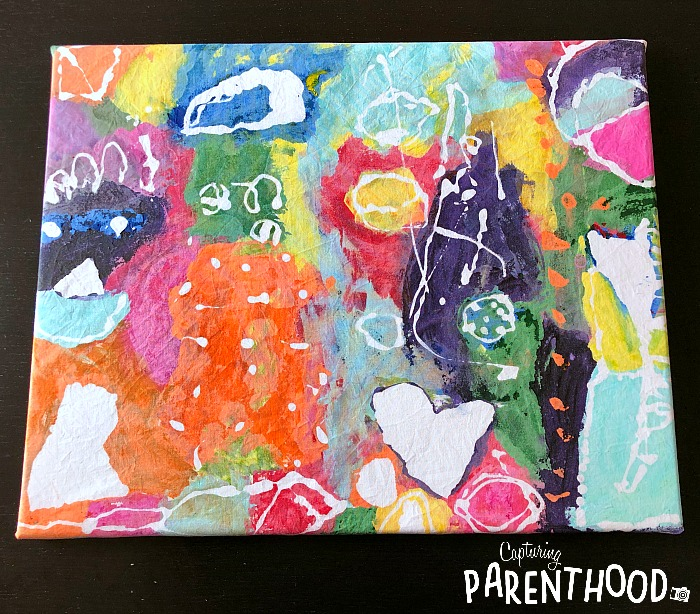 A Fabulous Craft For Kids • Capturing